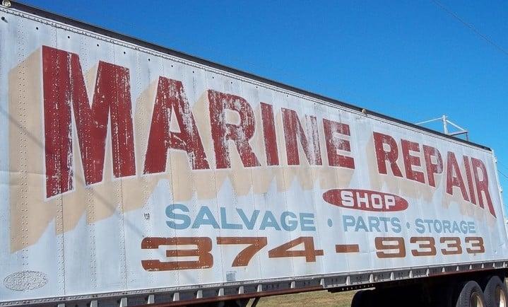 Marine Repair Shop: 101 Flagstone Rd, Gravois Mills, MO