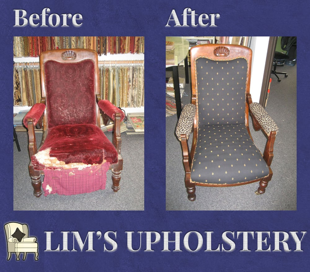 Antique Chair Restoration Before Amp After Photos Yelp