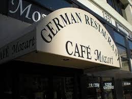 Cafe Mozart: 1331 H St NW, Washington, DC, DC