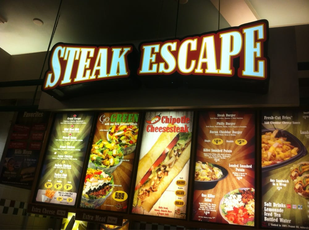 Find Restaurants Near Towne West Mall