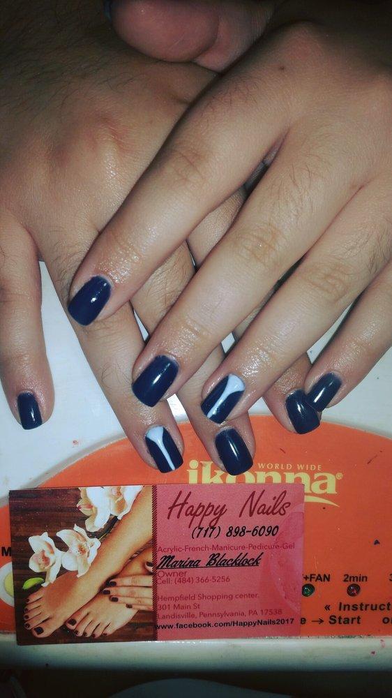 Happy Nails - Nail Salons - 301 Main St, Landisville, PA - Phone ...