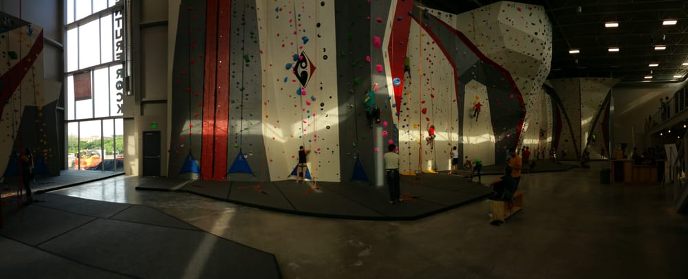 Adventure Rock Climbing and Fitness