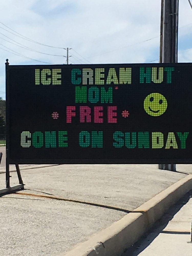 The Ice Cream Hut