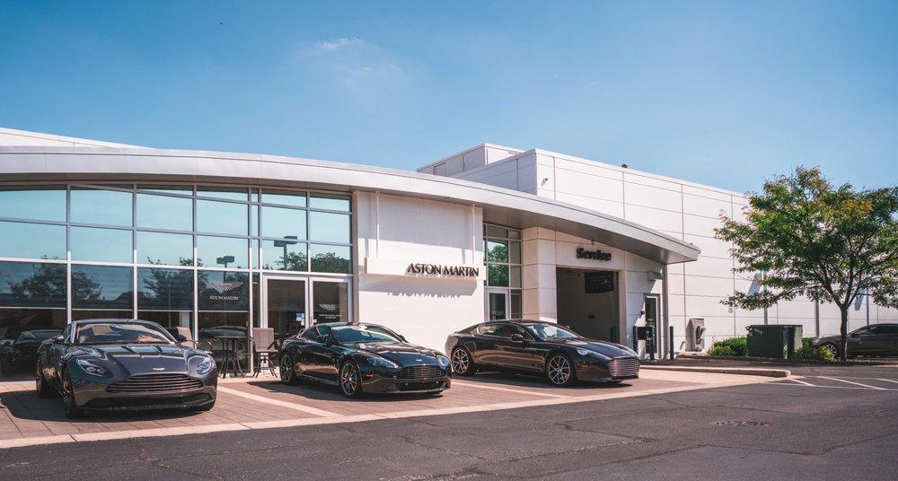 Napleton S Aston Martin Downers Grove Il 630 960 2000