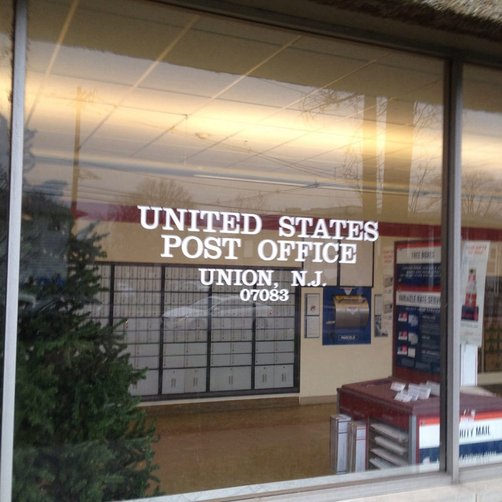 Us post office post offices 1130 w chestnut st union - United states post office phone number ...