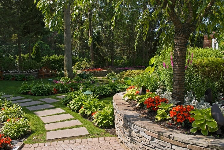 Country Lawn & Landscape Service: 4774 Lake Forest Trl, Medina, OH
