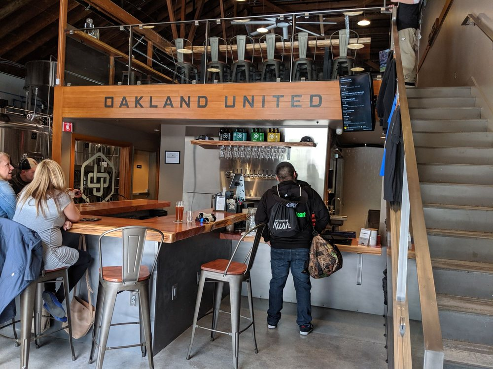 Oakland United Beerworks