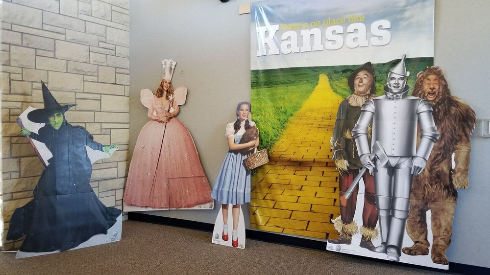 Kansas Travel Information Center: 770 N I-35, Belle Plaine, KS