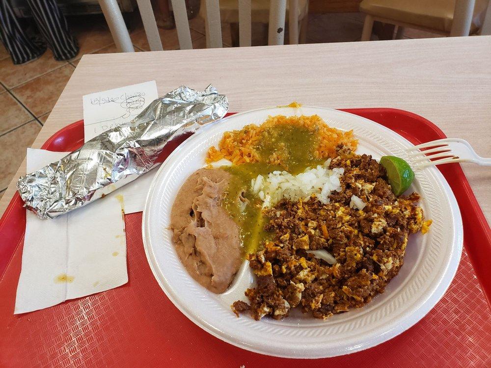 Panchitas Restaurant: 683 N 2nd Ave, San Luis, AZ
