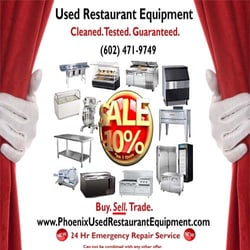 Phoenix Used Restaurant Equipment - 17 Reviews - Restaurant