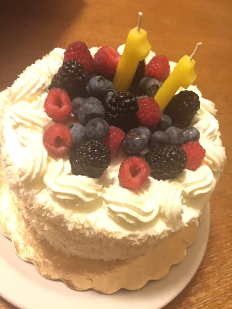 Whole Foods Tres Leches Cake