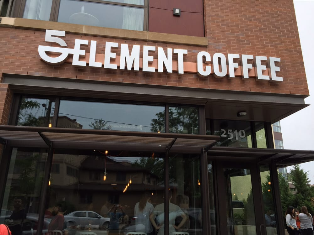 Th Element Coffee Madison Wi