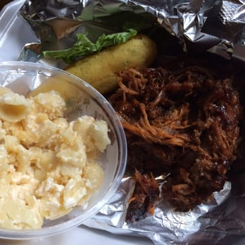 Beau Photo Of Ithaca Gateway BBQ Kitchen   Ithaca, NY, United States. Pulled Pork