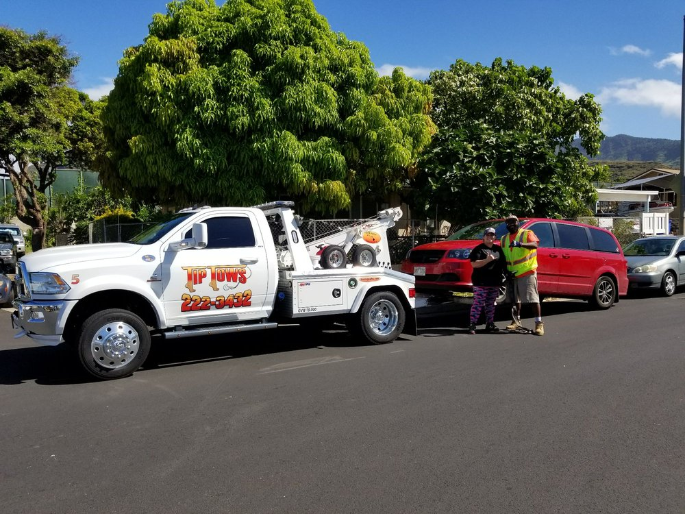 Towing business in Ewa Beach, HI