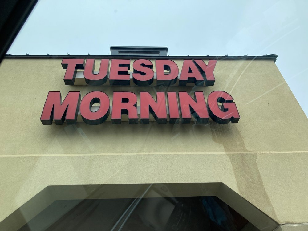 Tuesday Morning: 3223 13th Ave S, Fargo, ND
