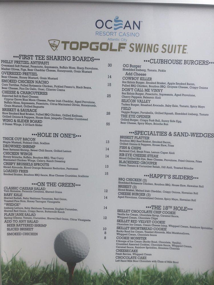Topgolf Swing Suite - 500 Boardwalk, Atlantic City, NJ