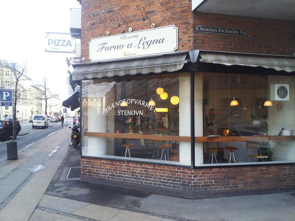 pizza falkoner alle