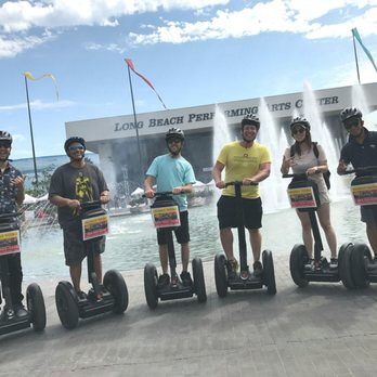 Photo Of Nation Tours Long Beach Segway Ca United