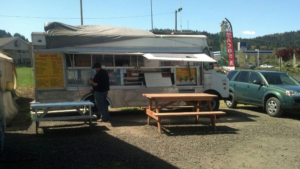 Taco's Dani: 663-695 John Long Rd, Oakland, OR