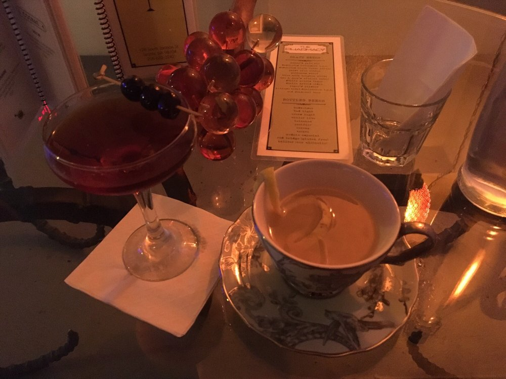 Tea dating seattle