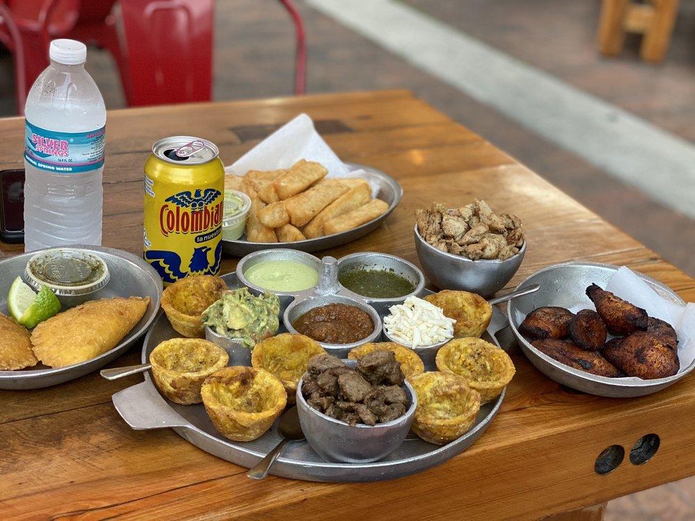 Super Rico Colombian Restaurant & Bar