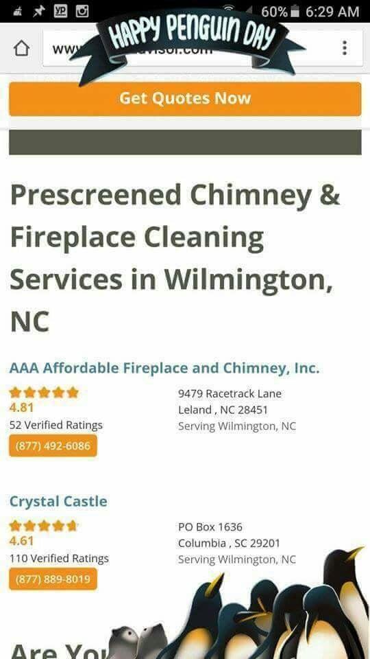 allstar chimney sweep contractors myrtle sc