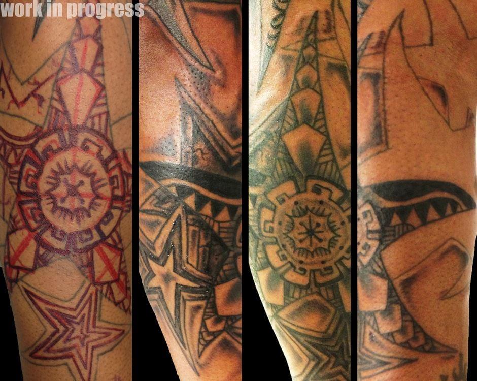 Muse Tattoo & Body Piercing: 5 E Broad St, Palmyra, NJ