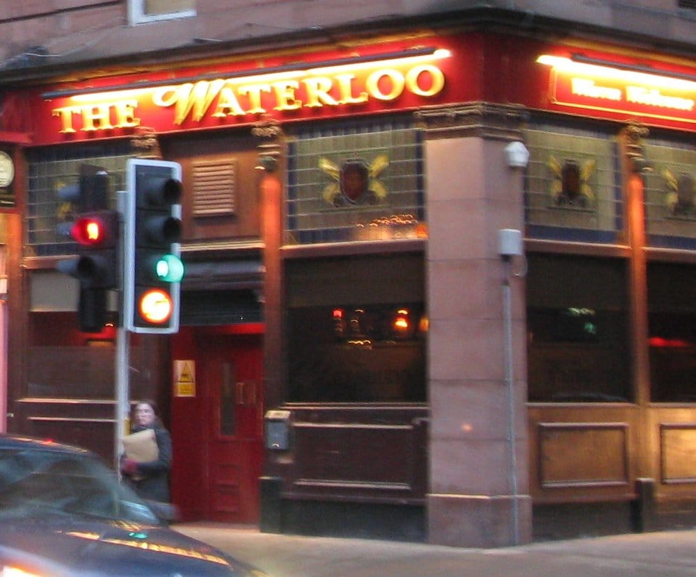 The Waterloo Bar - Gay Bars - City Centre - Glasgow ...