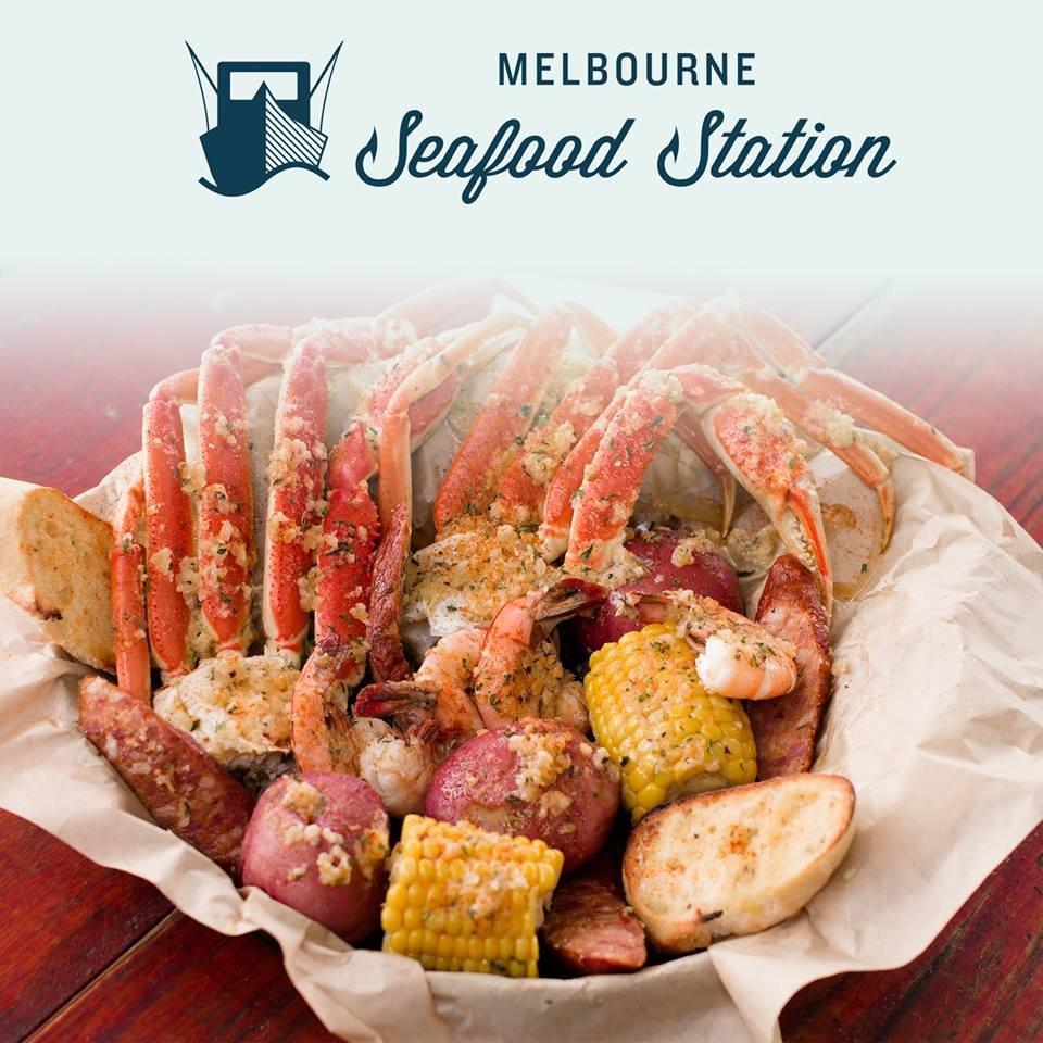 Melbourne Seafood Station