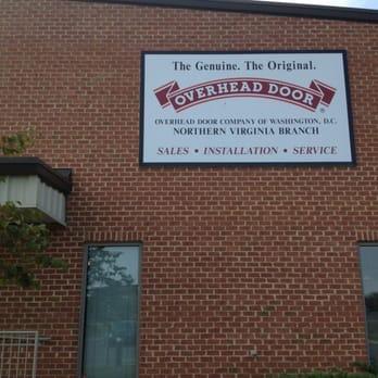 Photo Of Overhead Door Company Washington Dc Northern Va Branch Manas