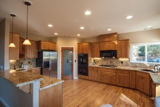 Kitchen Lighting Cam Lights Under Cabinet Lighting Yelp