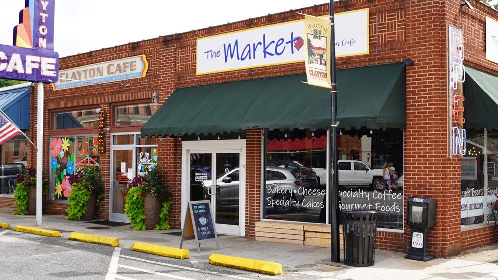 The Clayton Market: 48 N Main St, Clayton, GA