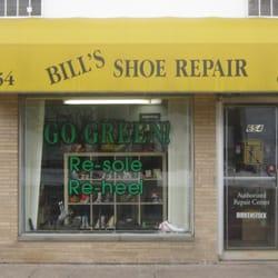 Bill S Shoe Repair Midland Park Nj