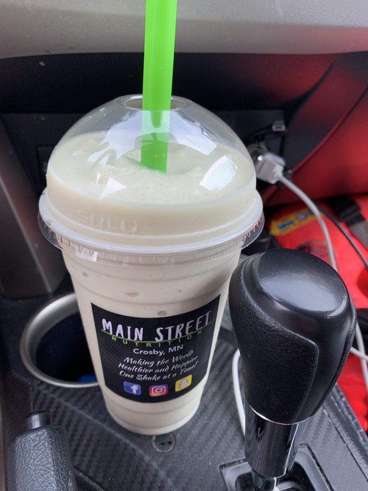 Main Street Nutrition: 209 W Main St, Crosby, MN