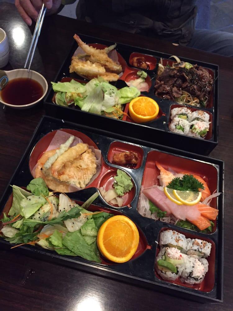 Nori Japanese Restaurant Nanaimo Bc
