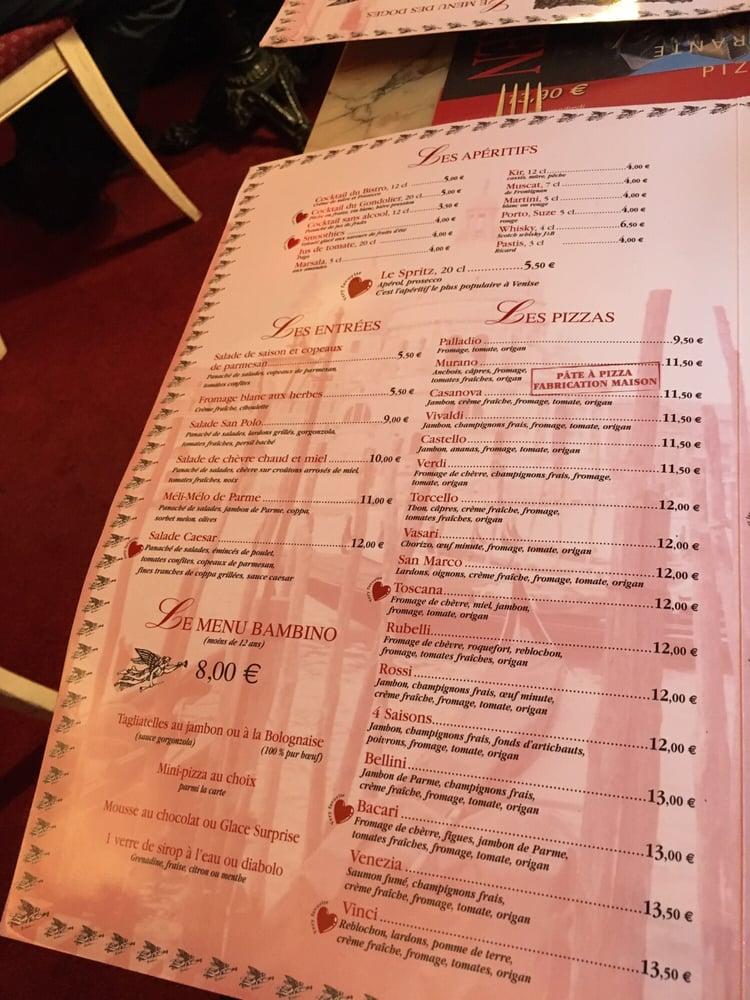 Bistrot v nitien 21 reviews bistro 39 s 26 rue des gras - Bistro venitien clermont ferrand ...