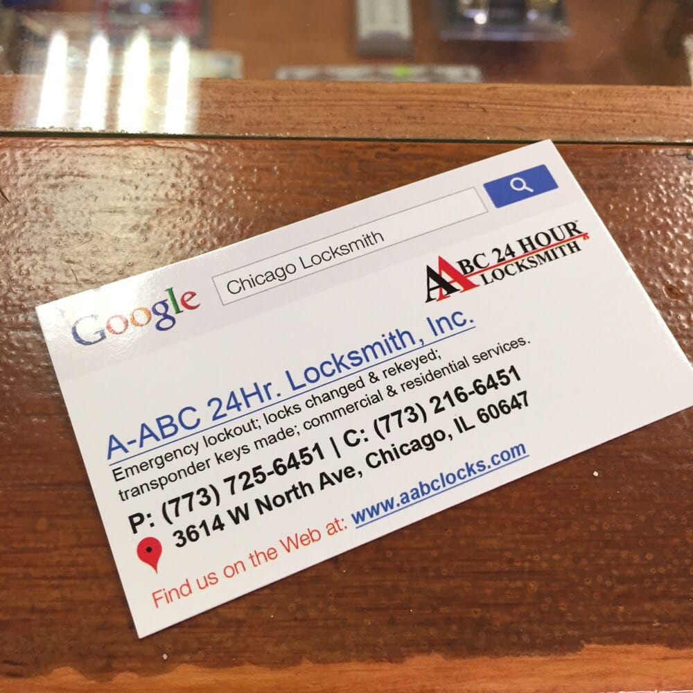 A-Abc 24 Hr. Locksmith, Inc. - 12 Photos & 18 Reviews - Keys ...