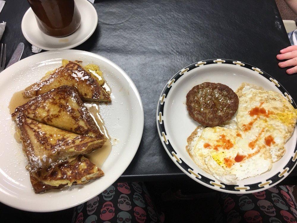 Jake And Chet's Cafe: 233 S 1st St, WaKeeney, KS