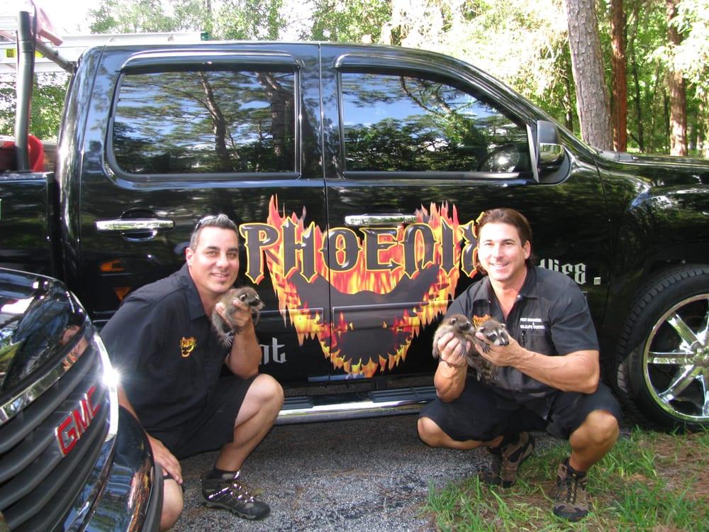 Phoenix Pest Management & Wildlife Control: 705 Live Oak St, Tarpon Springs, FL