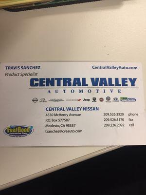 Central Valley Nissan >> Central Valley Nissan 4530 Mchenry Ave Modesto Ca Auto