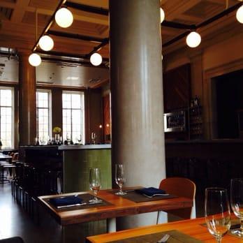 Jockey Hollow Bar And Kitchen Lunch Menu