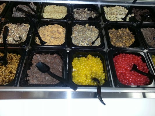 Photo Of The Green Kiwi Parkersburg Wv United States Fresh Toppings Daily