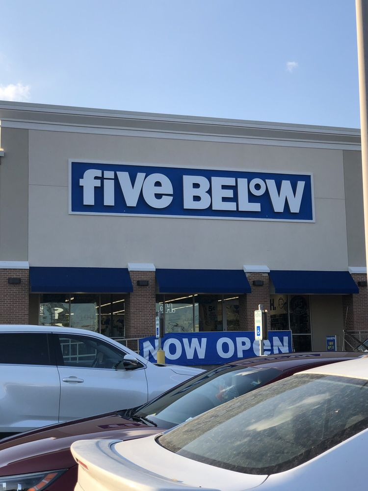 Five Below: 1247 Austin Hwy, San Antonio, TX