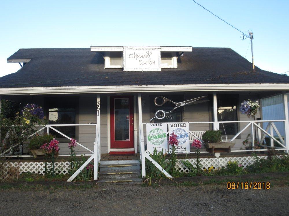 Cheveaux Salon: 351 Laurel St, Florence, OR