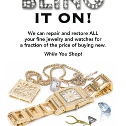 Fast fix jewelry and watch repairs jewellery uptown for Fast fix jewelry repair
