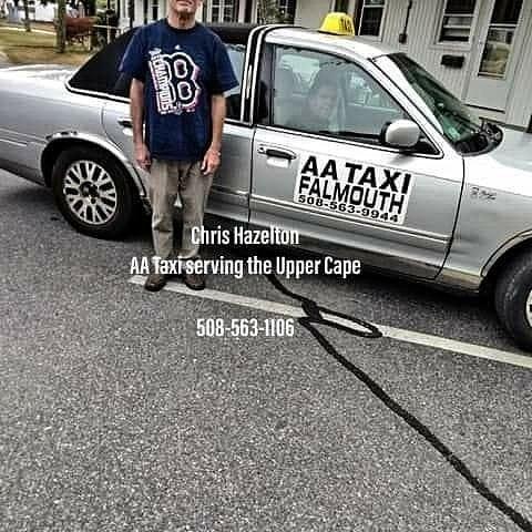 AA Taxi: Falmouth, MA