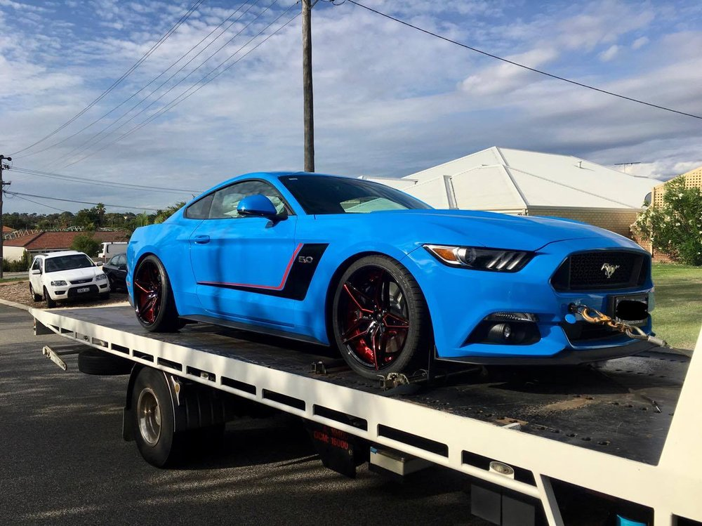 Towing business in Midland, WA