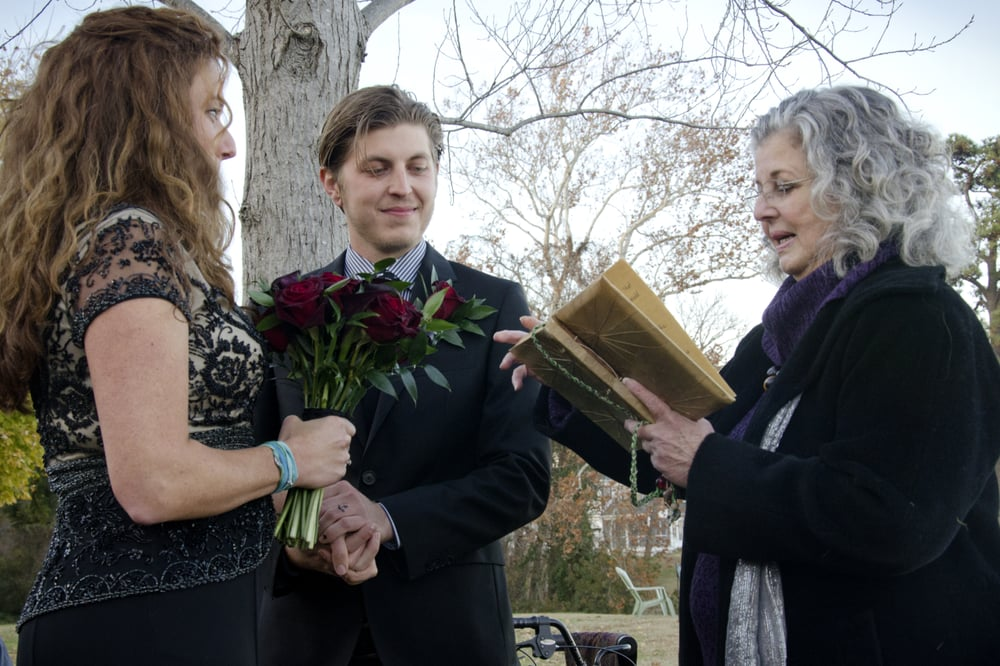 Mary Lee Wedding Officiant