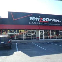 Cellular Sales, Verizon Wireless Authorized Retailer - 19 Reviews ...