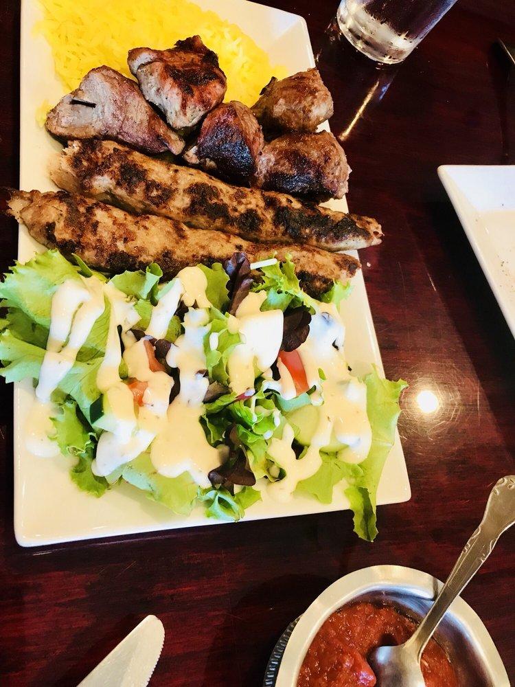 Kavkaz Kebab: 10902 Boulevard Cir, Owings Mills, MD
